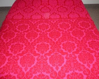 Venezia Vintage Queen Size Bedspread Made In Italy
