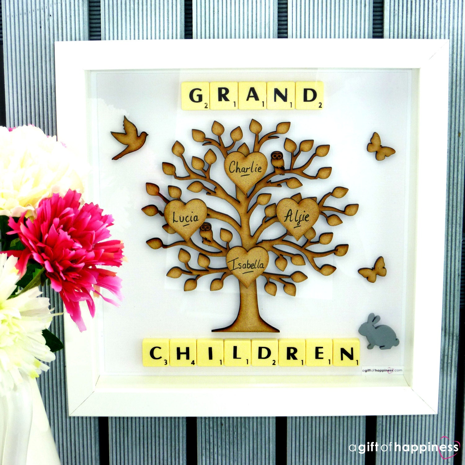 how to translate get promoted to grand parents in french