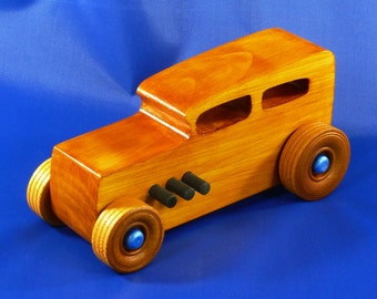 Wood Toy Cars, Wooden Cars, Wood Toys, Wooden Car, Wood Toy Car, Toy Wood Cars, 32 Sedan, 1932 Ford, Hot Rod, Street Rod, Drsgster, Race Car