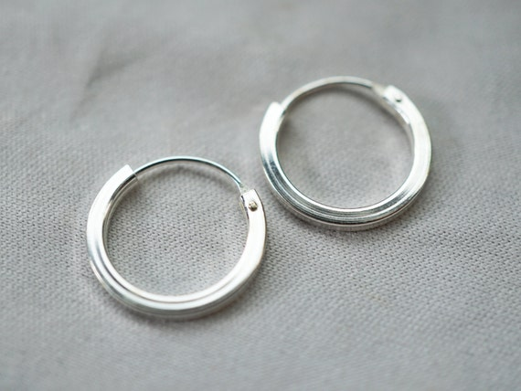 small hoop earrings for second items similar to tiny hoop earrings small hoops second 6152