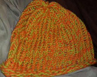 Hand Crocheted Winter hats, available in custom designs
