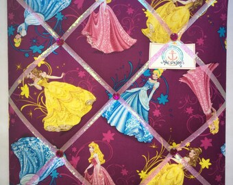Disney Princess Photo/Memo Board