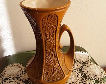 VINTAGE McCoy Pitcher Vase 619