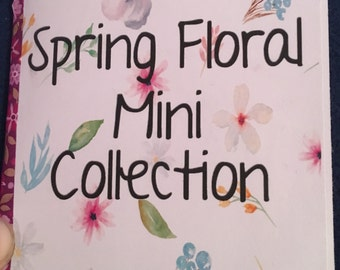 Spring Floral Mini Collection!