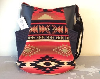 Tote Bag / Native design