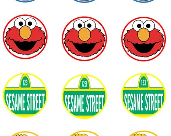 Sesame Edible Images