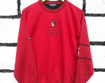 Rare Vintage Grand Slam Munsingwear Sweatshirt Loved By Golfers