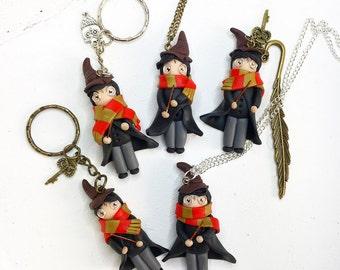Figure Harry Potter jewelry