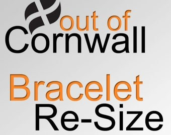 Bracelet Re-Size