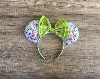 Tinker Bell Mickey Ears