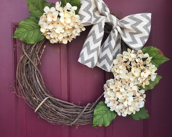 Beauty Of Spring Wreath