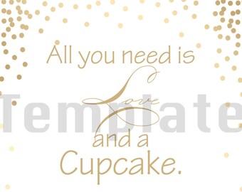Love and a Cupcake