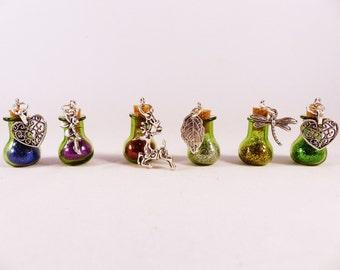 Magic Wishing Dust - Pixie Dust, Tooth Fairy, Fae, Magical Glitter, Gift, Fairy Vial, Fairy Bottle, Fairy Gift, Fairies