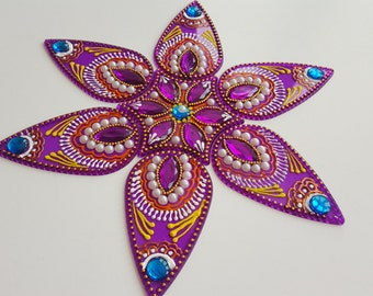 Rangoli used for floor decor in diwali and any auspicious occassions