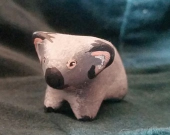 Polymer Clay Totem Talisman Animal Figure Koala.