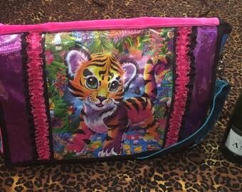 Lisa Frank messenger bag