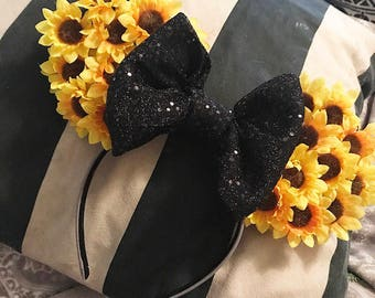Mini sunflower ears