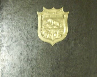 1965 The Carillon Morehead High School Leaksville NC  Annual Yearbook
