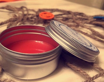 Organic Lip Balm / Coconut Oil Lip Balm / Beeswax lip balm / Organic Lip Balm / Natural Lip Balm