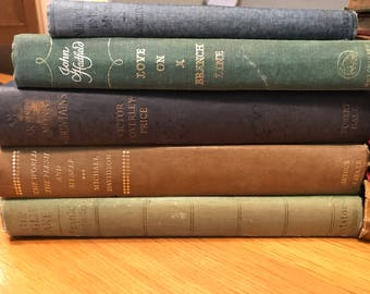 Vintage Books-Some First Editions