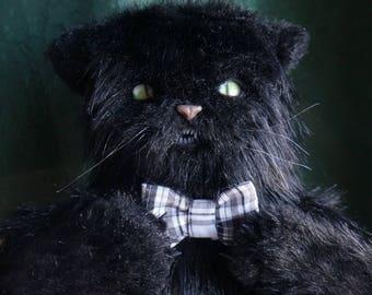 """Behemoth Cat from the novel Bulgakov's """"Master and Margarita"""""""
