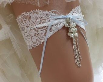 Gypsy - Glamorous Bling Bridal Wedding Garter