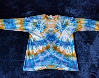 Psychedelic Made to Order Custom Tie Dye Longsleeves (Groovy Garbs)