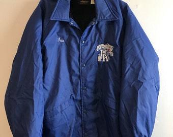 Vintage university of Kentucky wildcats lined Jacket XL