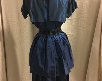 Blue Tabatha Suit
