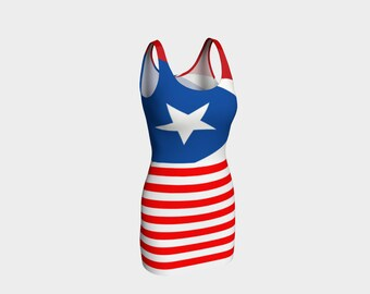 Puerto Rico dress, Puerto Rico flag, Puerto Rico Clothes