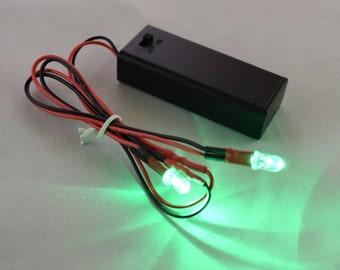 2 LED 3v Kit with On/Off Switch