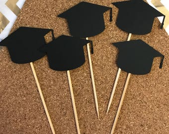 Graduation Hat Toppers