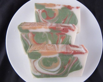 Sleigh Ride soap (seasonal-quantities limited)