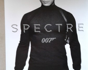 Spectre James Bond One Sheet