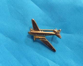 Vintage WWII Airplane Pin