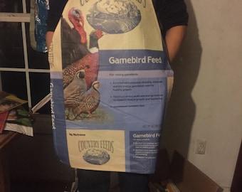 Tom Turkey adjustable apron