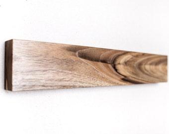 wooden knife holder, magnetic knife holder, magnetic knife rack, wooden knife storage,knife holder, Gift for him, Kitchen knife storage