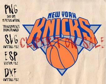 Knicks logo | Etsy