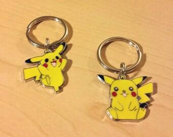 Pokemon Pikachu keychain (1)
