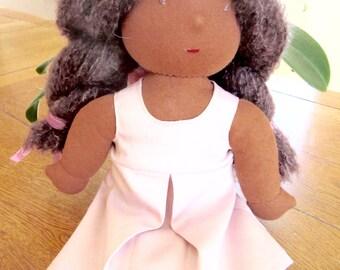 Handmade rag doll - size: 40cm