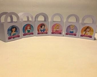 Disney Princess mini favor box