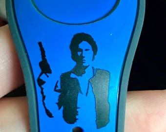 FREE SHIPPING Han Solo Star Wars Magic Band Decals!