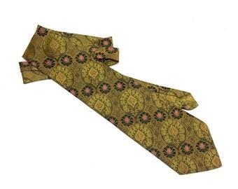 Vintage Necktie by Total, Total Tie, Vintage Necktie