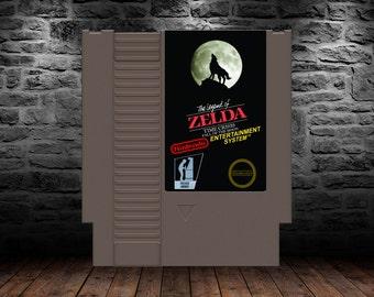 Legend of Zelda Timecrisis Fall of the Moon - Unique Legend of Zelda experience - NES