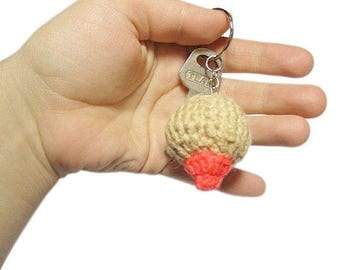 keychain with boobs, novelty boobs, cheap breast chain, boob gag gifts, personalized breast, boob stress balls, breast key chain, boobie