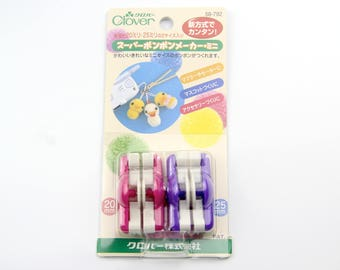Clover Pom Pom Maker - Mini