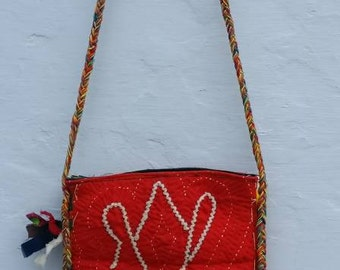Boho banjara Bag, kuchi sling bag, Vintage shoulder bag