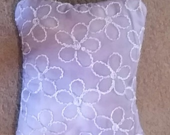 Fancy Purple Pillow