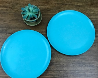 Imperial ware melmac plates 2