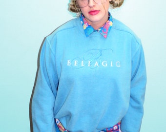 Bellagio Crew Neck Sweater